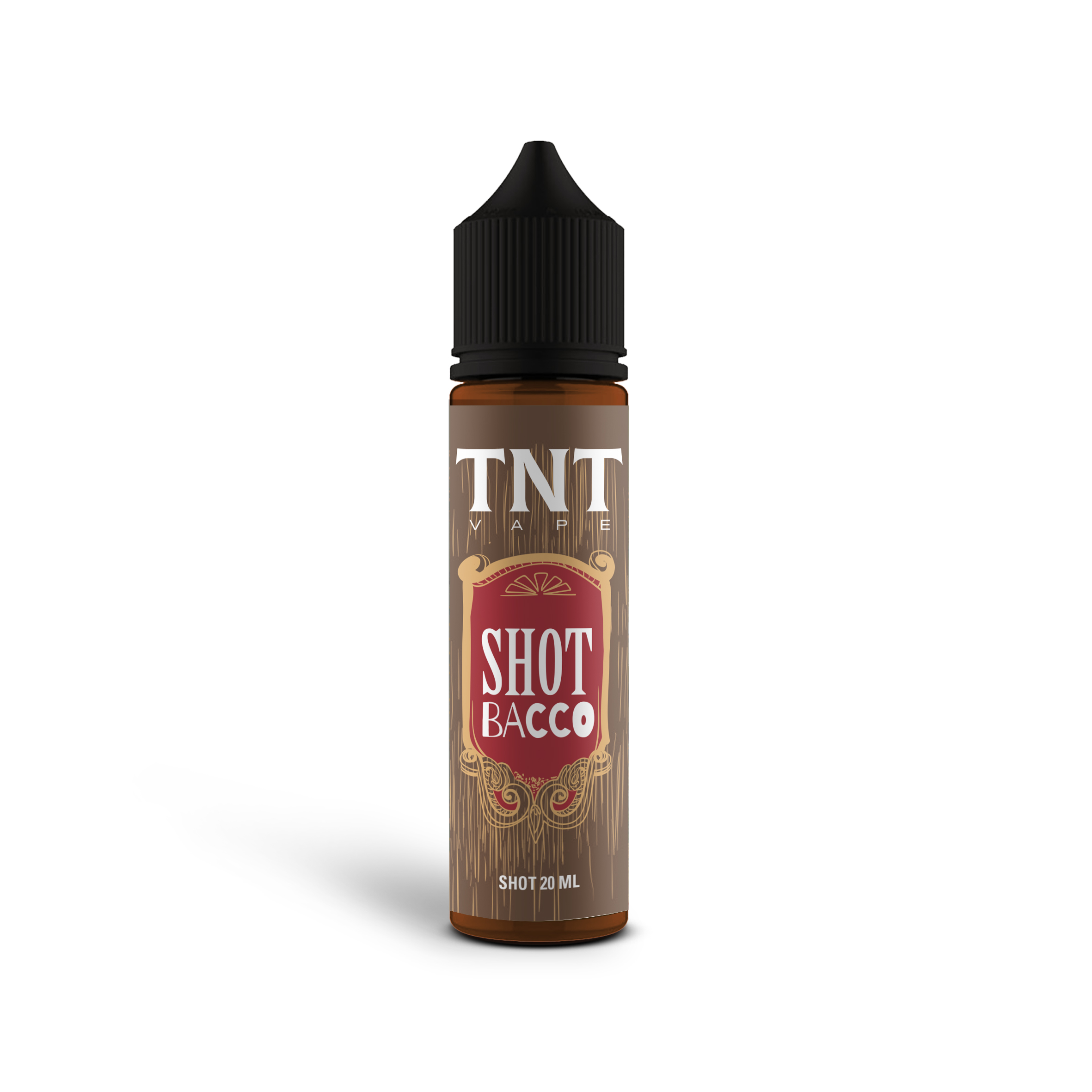 Tnt Vape Shot Bacco Aroma Istantaneo 20ml