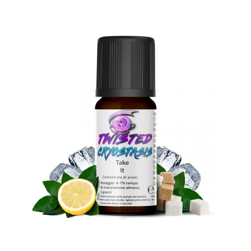 Twisted Cryostasis Take It Aroma 10ml