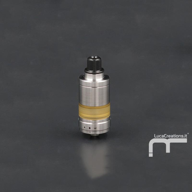 Luca Creations Alpha Atomizzatore RBA per Sigaretta Elettronica