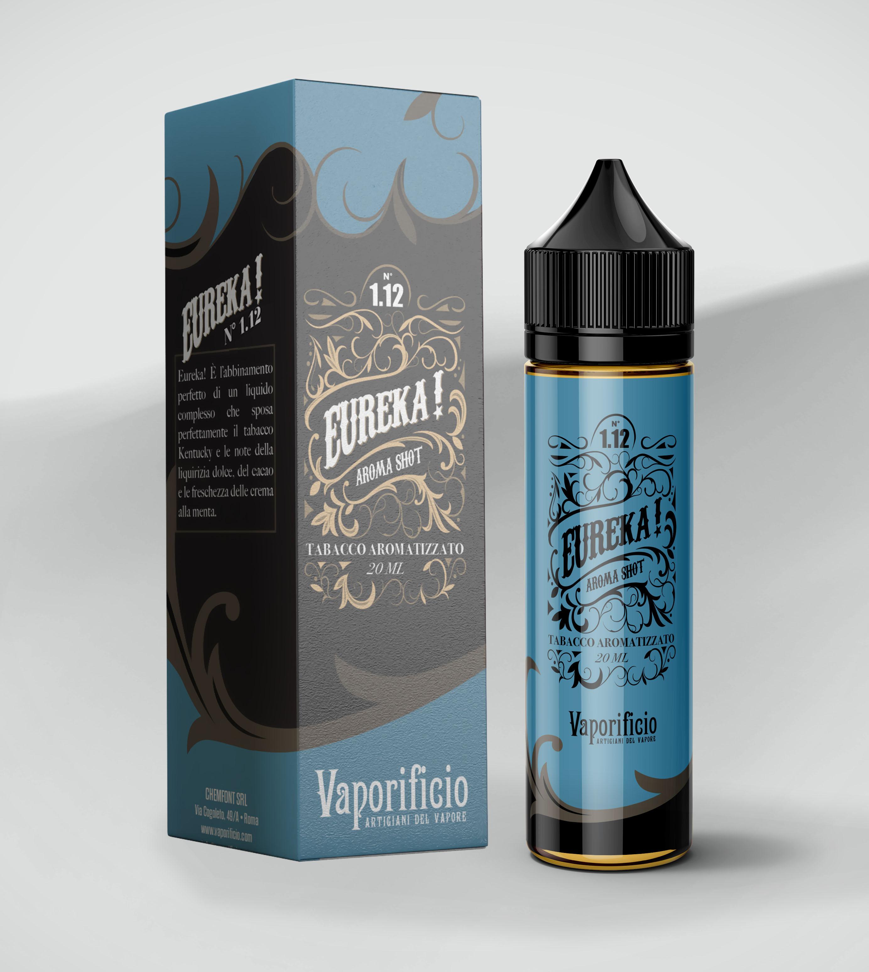 Il Vaporificio Eureka Aroma 20 ml