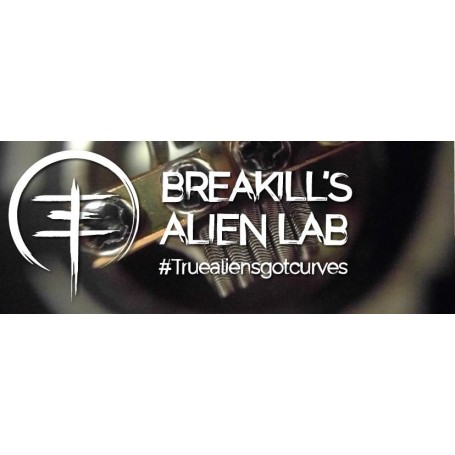 BREAKILL'S ALIEN LAB
