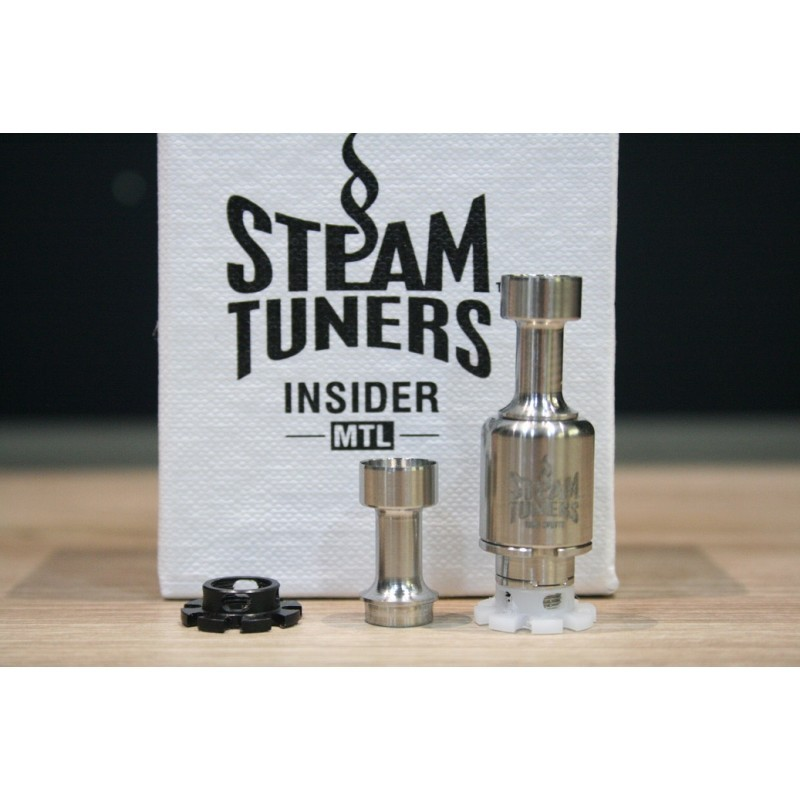 Steam Tuners The Insider MTL