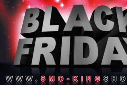 Black Friday Electronic Cigarette Smo-King