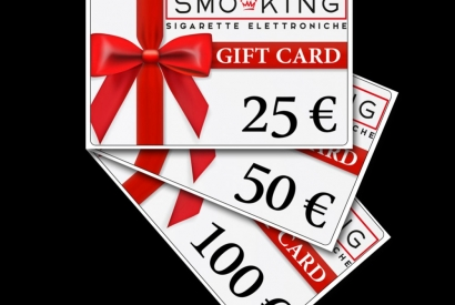 Online Gift Card Electronic Cigarette