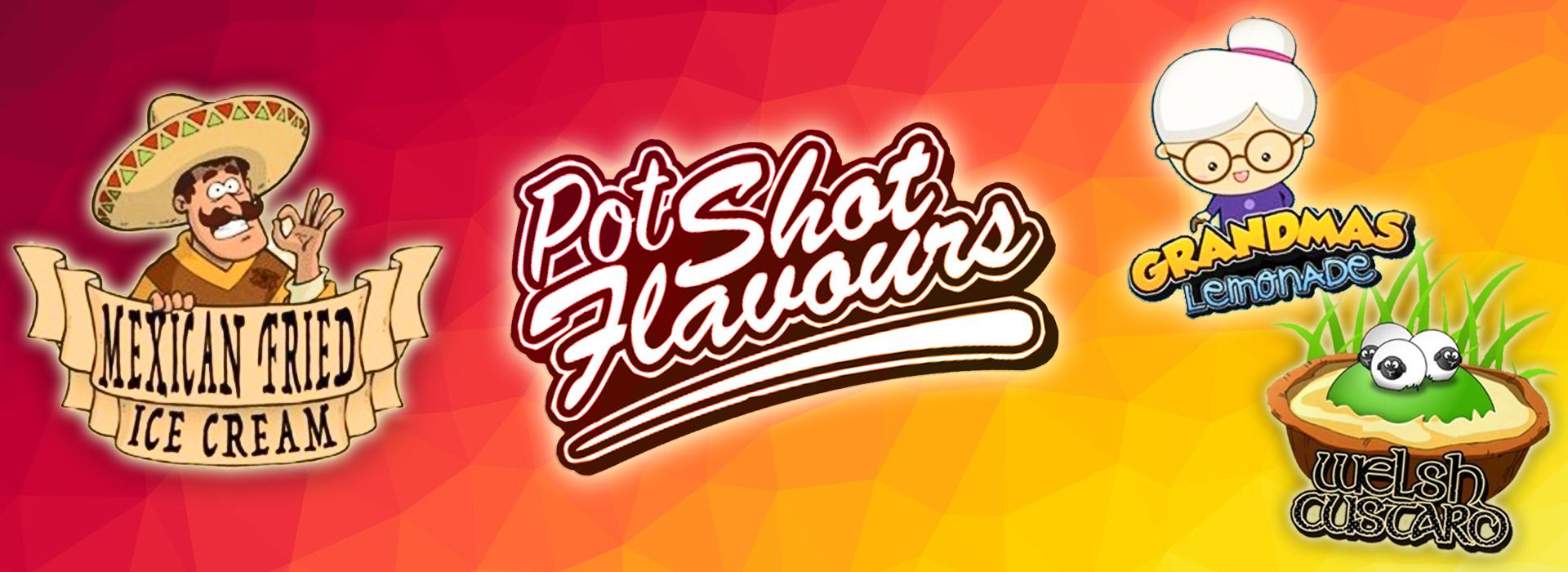 Pot Shot Flavor