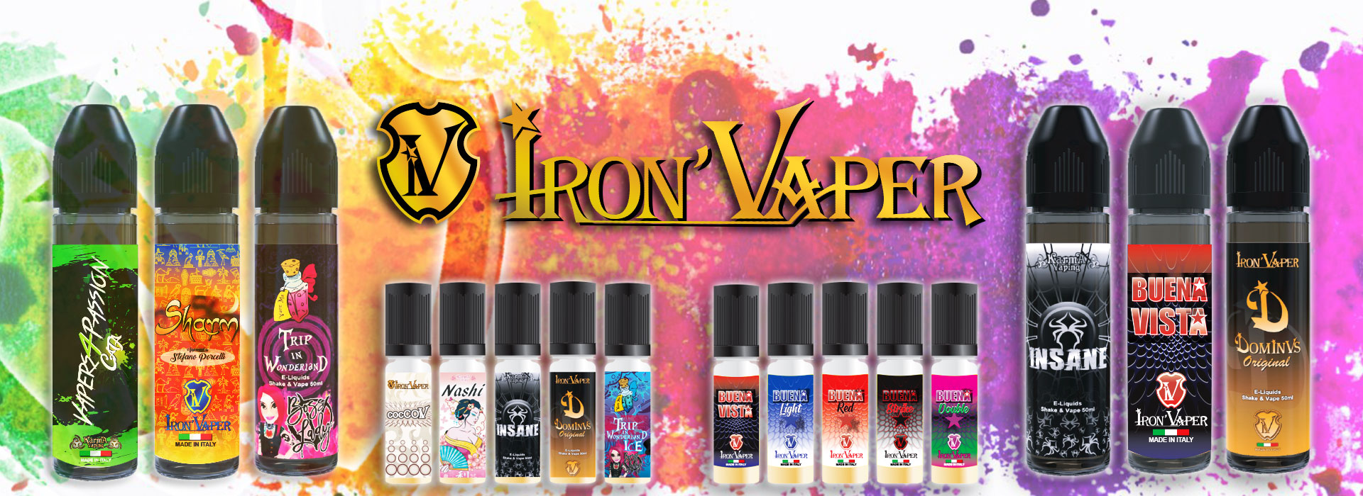 Iron Vaper Privati