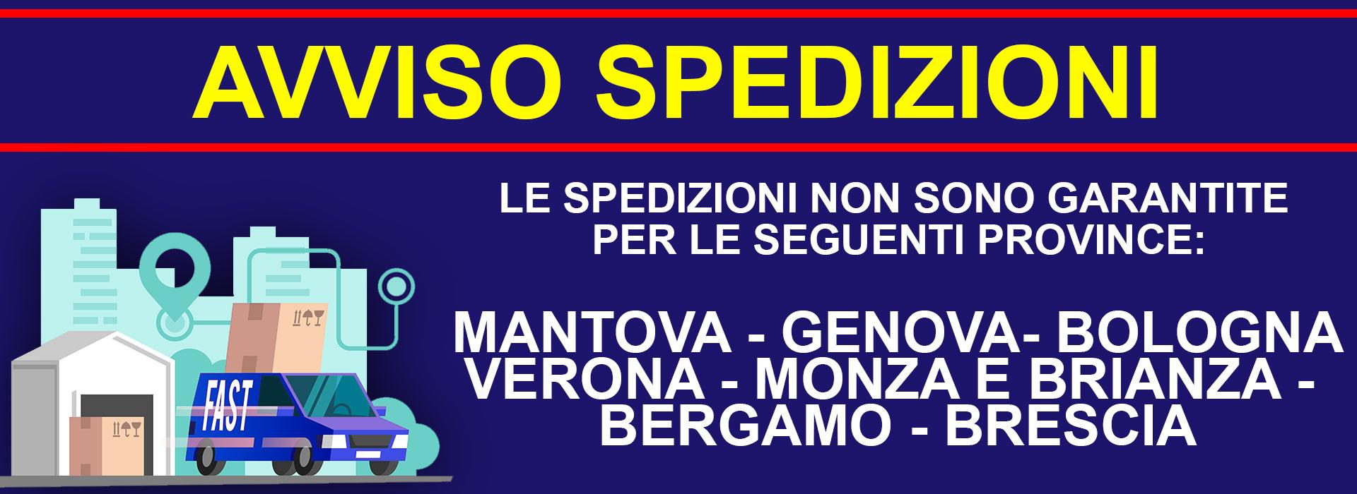 Spedizioni Bergamo Brescia