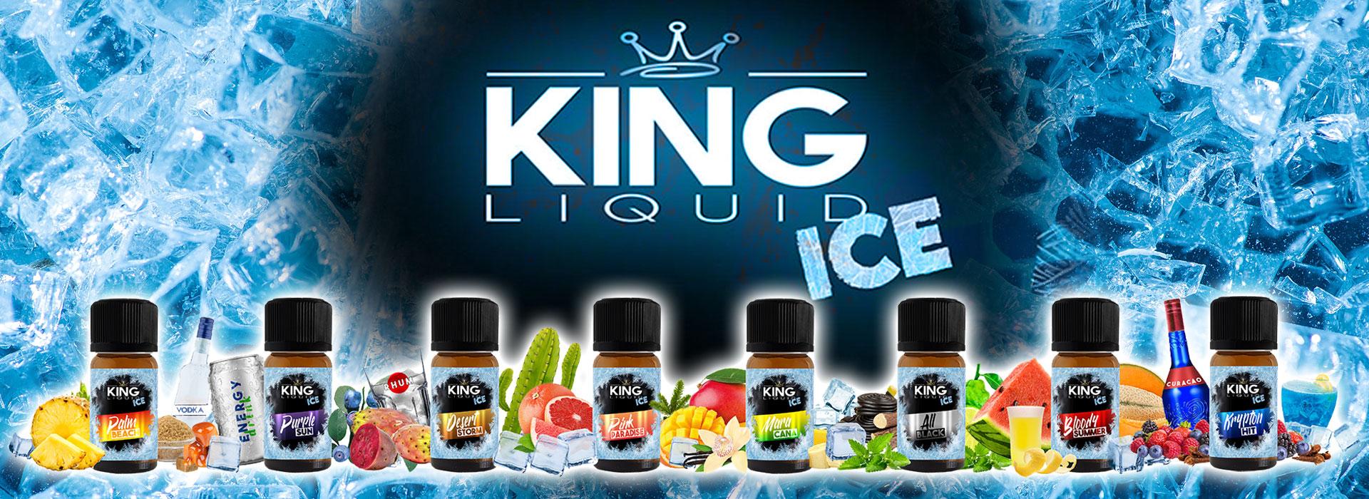 Nuovi King Liquid ICE