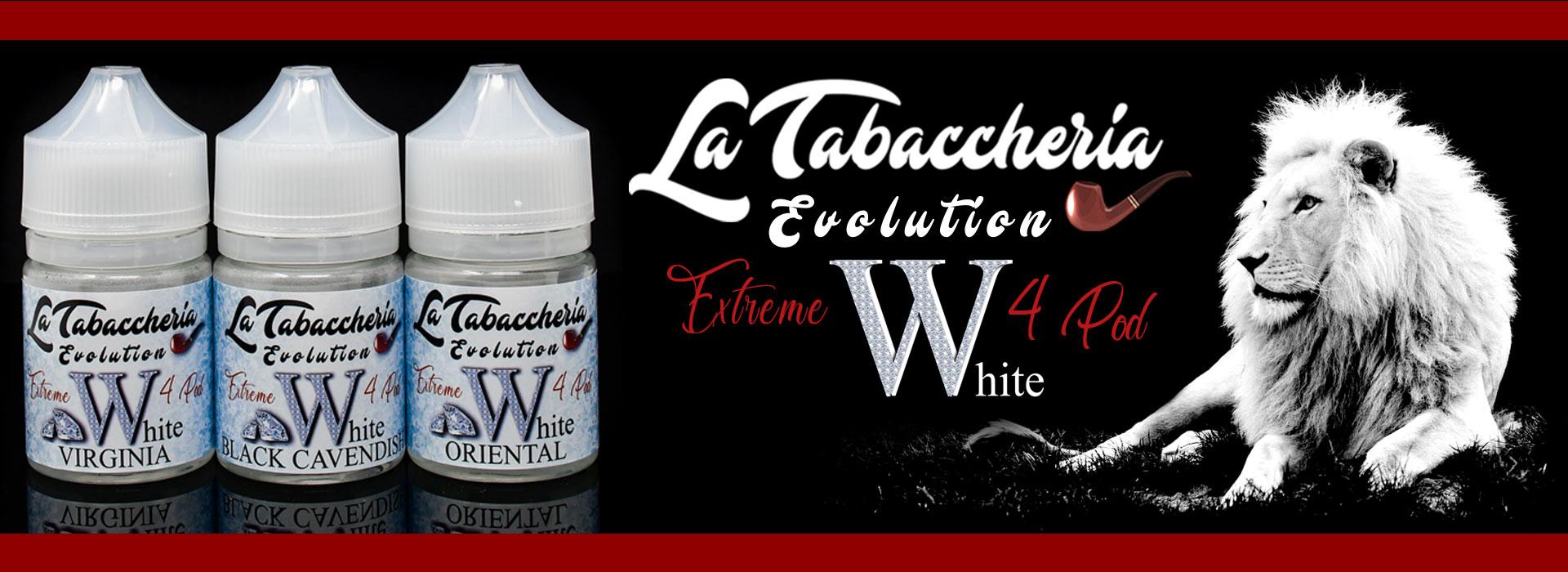 Nuovi White Tabaccheria