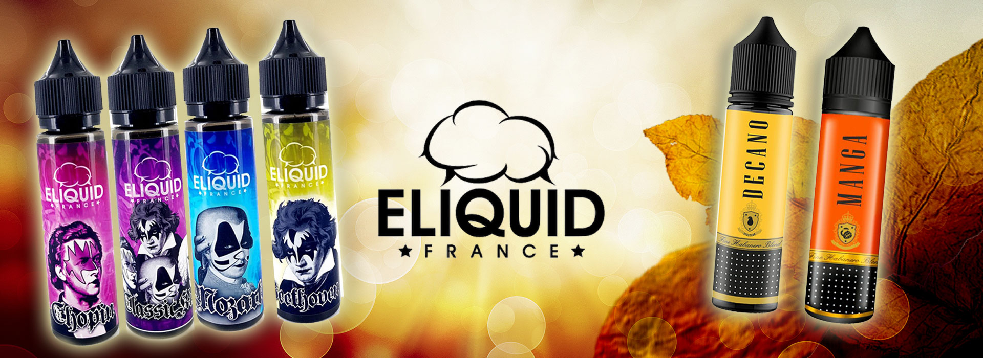 ELIQUID FRANCE MANGO DECANO