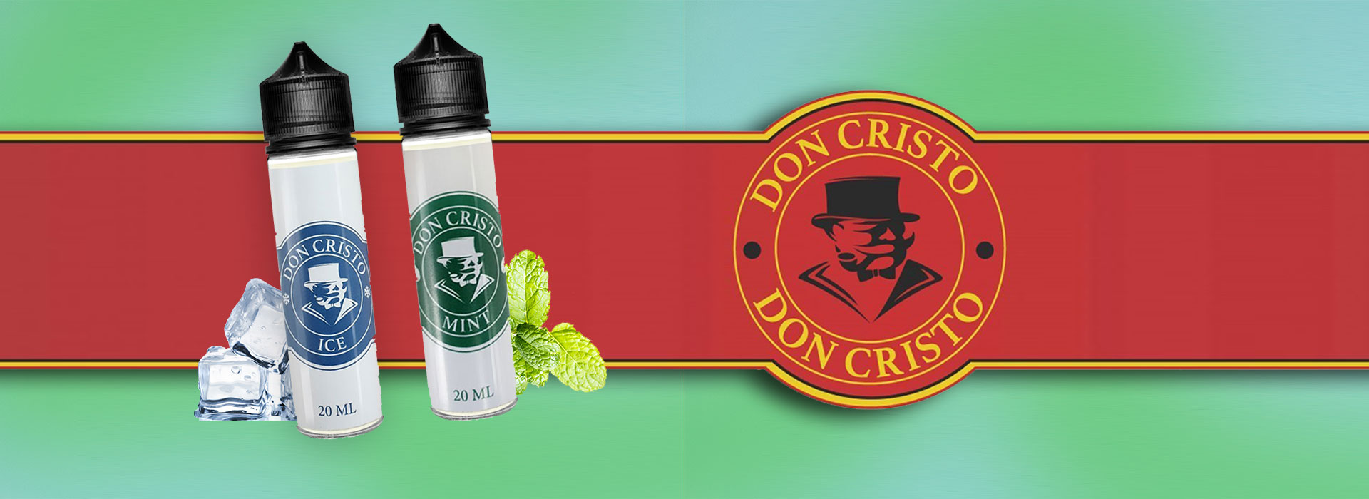 PGVG Labs Don Cristo Mint e Don Cristo Ice