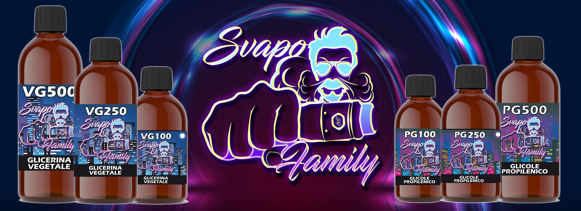 Basi Svapo Family