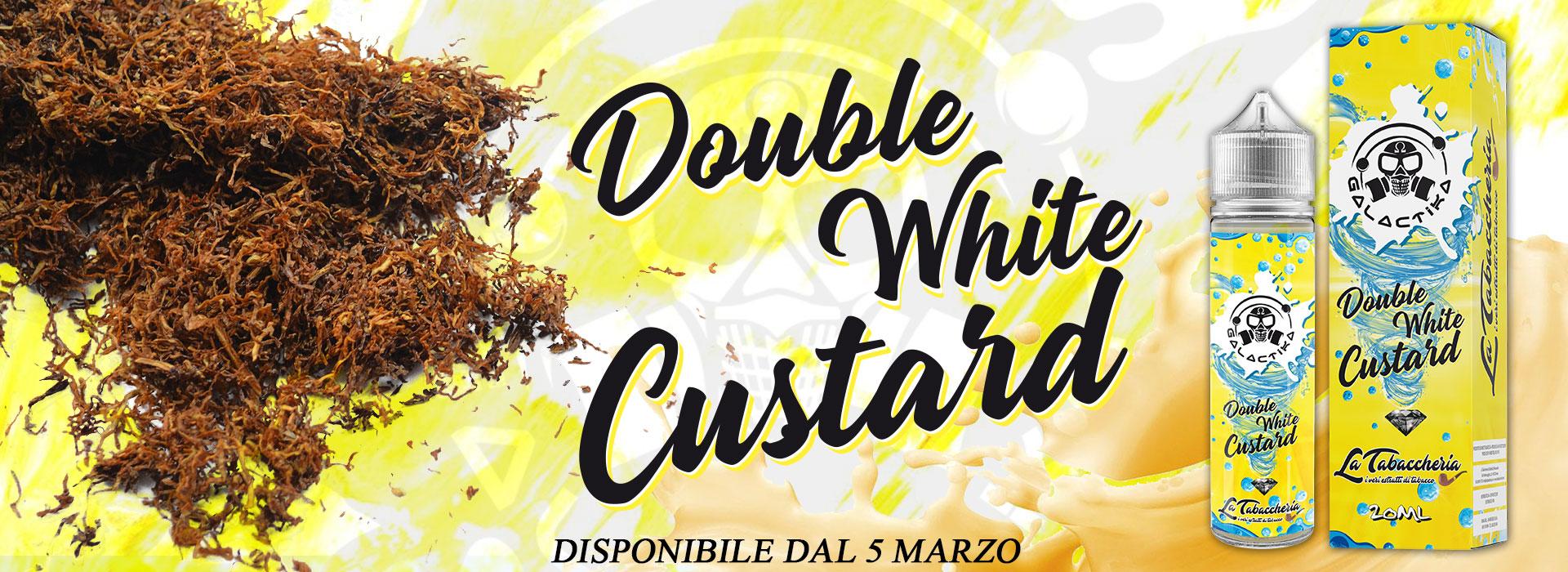 Double White Custard