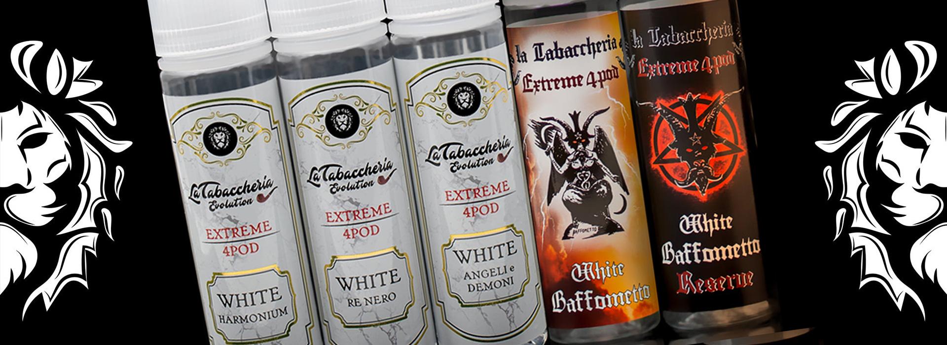 New White Tabaccheria