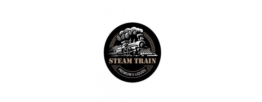 STEAM TRAIN Aromi a Doppia Concentrazione Shot Series Aroma 20 ml Liquido per sigaretta elettronica