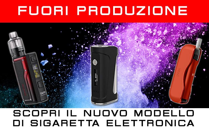 Scopri il nuovo modello Sigaretta Elettronica